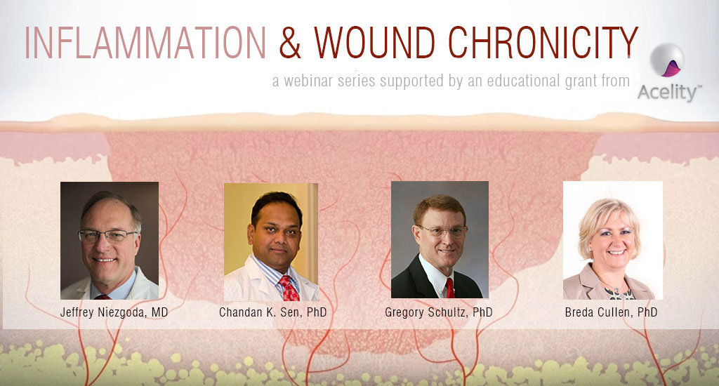 Inflammation & Wound Chronicity Webinar Series Trailer